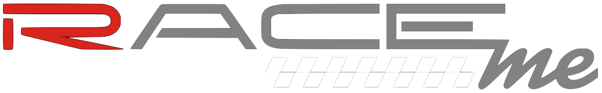 RaceMe Official logo
