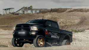 Dodge Ram 2500 with RaceMe Performance Chip